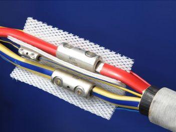 Core seperator 3D gauze