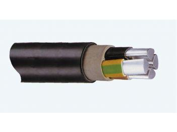 Verbindungsmuffen für 4- und 5-adrige Kunststoffkabel komplett mit Schraubverbinder