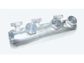 Schraubverbinder mit 2, 4 oder 6 Abreißkopfschrauben