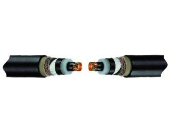 Verbindungsmuffen für Kunststoffkabel mit Leiter aus Cu, 1-Leiter 18/30 kV
