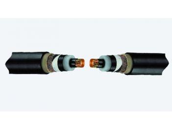 Verbindungsmuffen für Kunststoffkabel mit Leiter aus Cu oder Al, 1-Leiter 12/20 kV