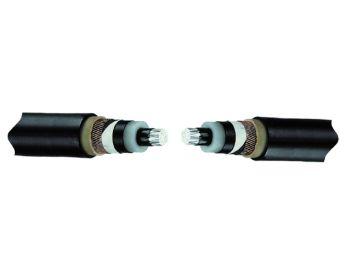 Verbindungsmuffen für Kunststoffkabel, 1-Leiter 18/30 kV