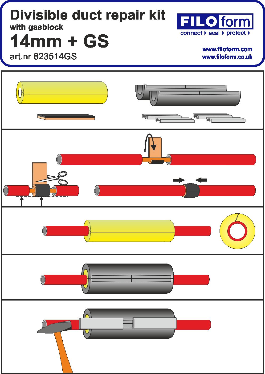 repair kit + GS